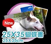25X35蝴蝶書(加厚)